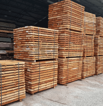 Sawn Timber for Construction Use
