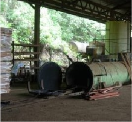 Chemical Treatment and Kiln-Drying